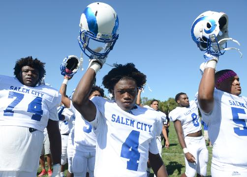 WATCH: Salem comes back, beats Penns Grove in final minute