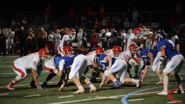 WATCH: Rancocas Valley cruises by Washington Twp.