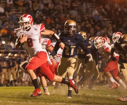 WATCH: Varsity Football : Delsea vs Holy Spirit