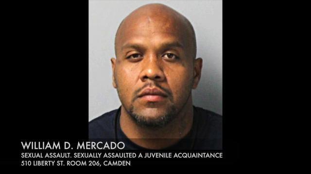 VIDEO: Sex offenders in Camden 14