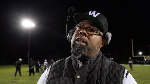 WATCH:  Winslow Township plays without head coach in loss to Camden