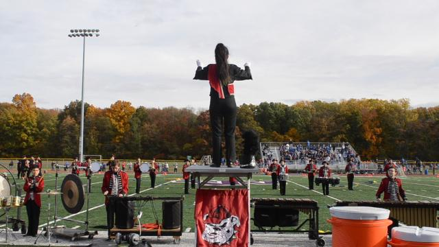 WATCH : Varsity Football : Haddonfield vs Sterling