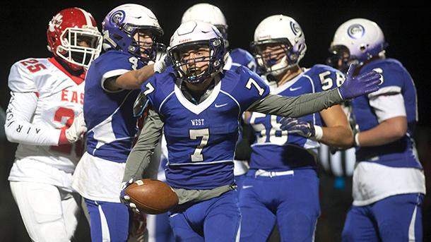 WATCH: Cherry Hill West beats rival East