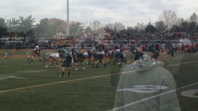 Haddonfield beat West Deptford 21-17 to win the South Jersey Group 2 football championship on Sunday at Rowan University