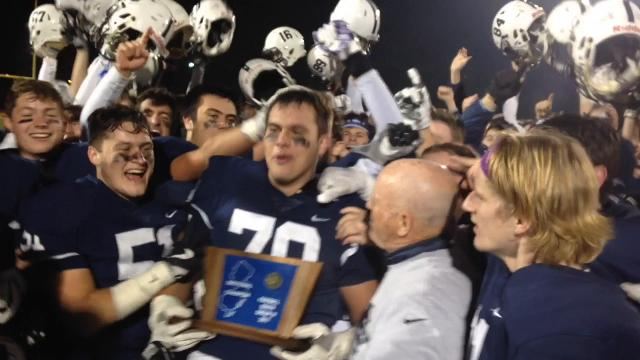 St. Joseph and Shawnee captured football championships on Sunday