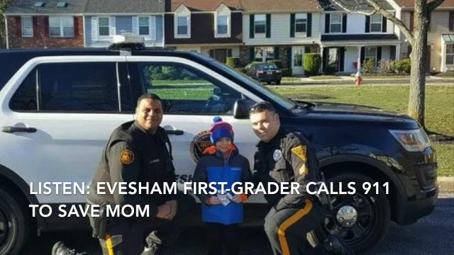 LISTEN: 7-year-old Evesham boy calls 911 after his mother collapsed