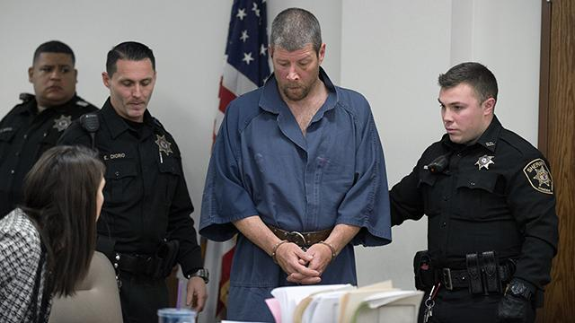 WARNING:  Audio contains strong language.   Mark Lyczak of Medford, is accused of killing Colleen Brownell, 48, and Alysia McCloskey, 41, and  critically wounding a third woman during the Dec. 30 attack.