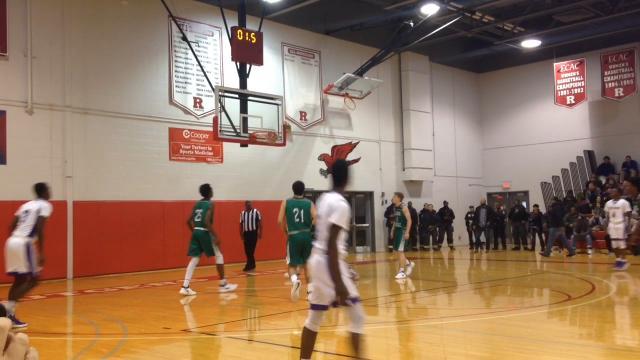 Camden boys basketball defeated Camden Catholic 54-41 on Tuesday afternoon