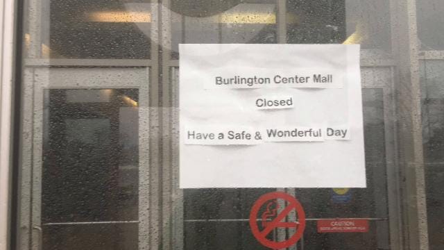 The ailing mall closed on Jan. 8 after water pipes burst. Sears remains open but will the rest of the mall reopen?