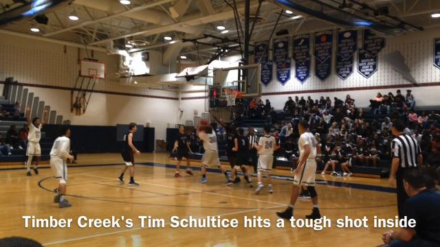 Timber Creek boys basketball defeated Eastern 79-67