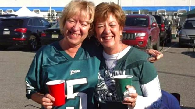 Eagles fans from all over New Jersey and Philadelphia show off their team spirit. Got a favorite photo or video you'd like to share? Email it to cpsjonline@gannett.com.