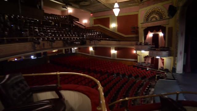 WATCH: Historic Broadway Theatre of Pitman