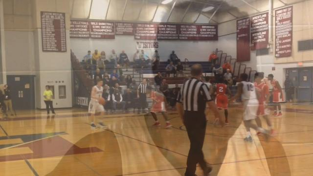 Eastern boys basketball defeated Rancocas Valley 55-39 in the South Jersey Group 4 quarterfinals on Thursday.