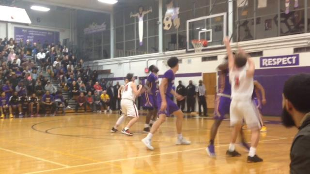 Mike Depersia hit a game-winner in overtime to lift Haddonfield boys basketball past Camden in the South Jersey Group 2 semifinals.