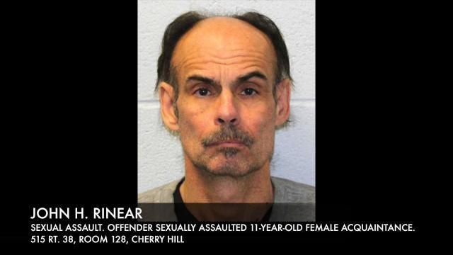 Sex offenders in our neighborhood