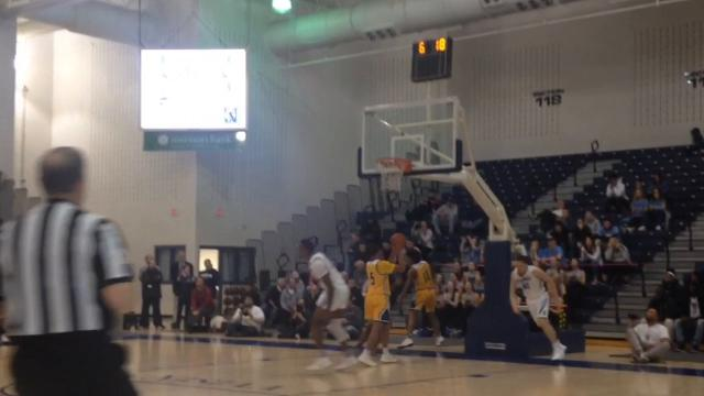 Shawnee boys basketball defeated Woodbury 68-47 in the Tournament of Champions quarterfinals on Monday night.