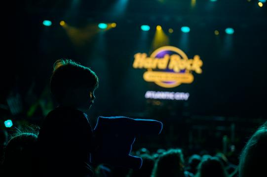The Hard Rock Hotel & Casino officially opened Thursday, June 28, 2018 in Atlantic City, N.J.