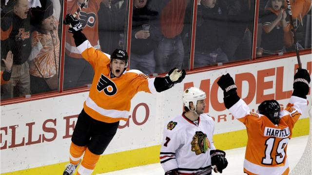 WATCH: Notable Flyers offseason moves