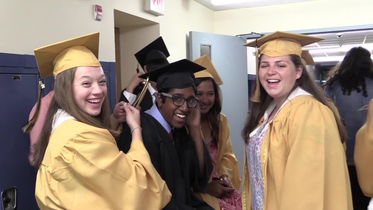 Nanuet High School Graduation 2017
