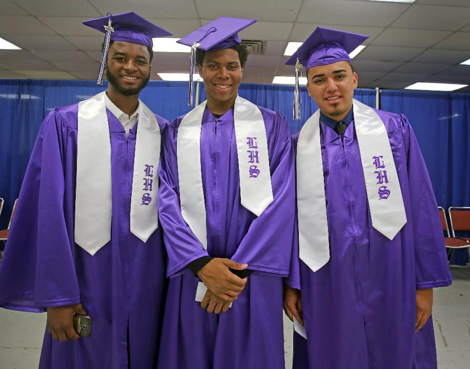 Lincoln High School Graduation at Westchester County Center June 25, 2017