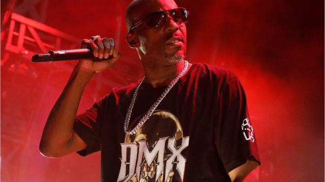 Dmx Christmas.Video Dmx Arrested On Federal Tax Fraud Charges