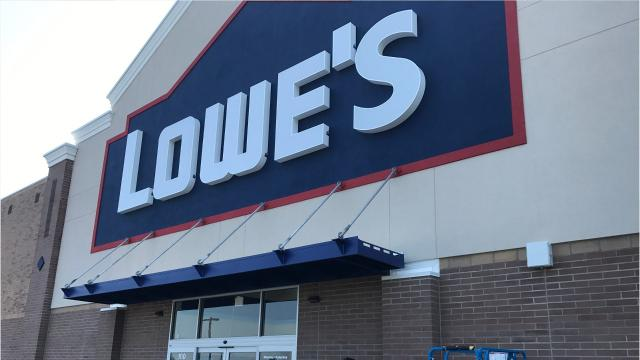 Video: New Yonkers Lowe's hosts grand opening July 20