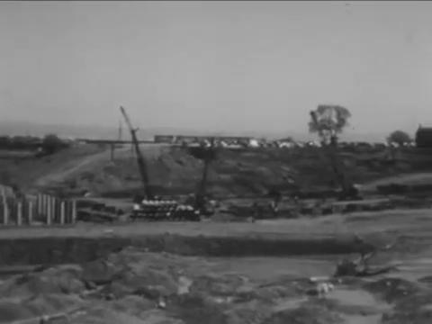Video: 1955 Tappan Zee Bridge opening