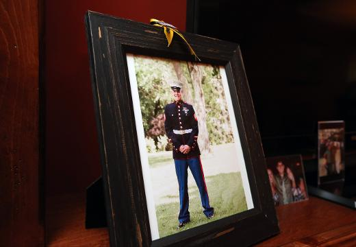 Video: Marine Sgt. Owen Lennon remembered by his family