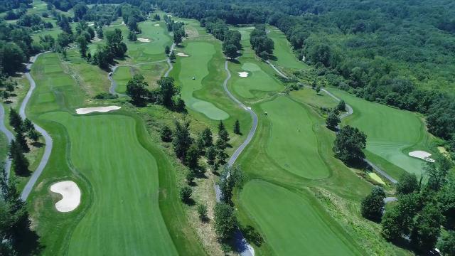 Video: Hudson Hills Golf Course