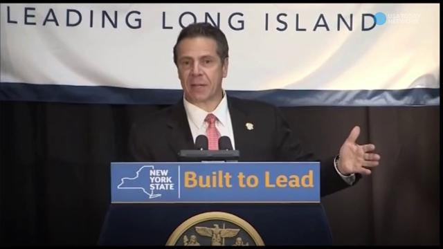 Video: Cuomo tells story about new TZ Bridge