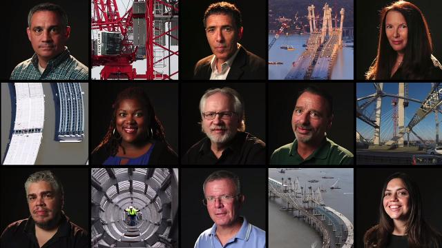 Over the past four years, The Journal News/lohud photographers have documented the construction of the Gov. Mario M. Cuomo Bridge through a variety of multimedia.