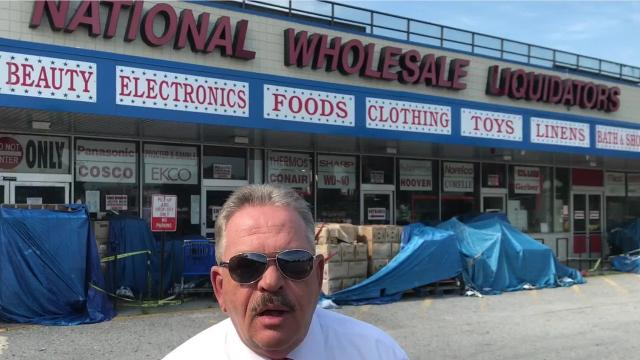 Rats In Condemned Yonkers Store Plague Neighbors - National wholesale liquidators flooring