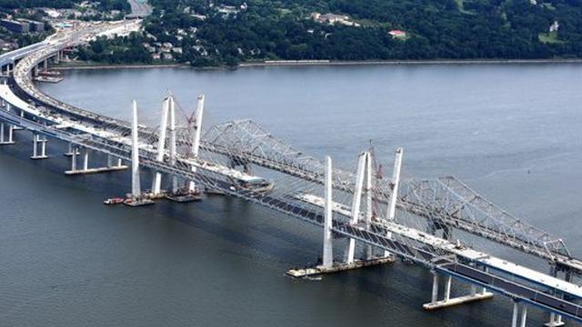 Question of the Week on the  opening of the Tappan Zee replacement Video by Swapna Venugopal Ramaswamy/lohud