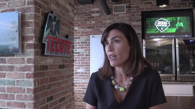 Esther Garcia, the new vice president for Tecate, expects to double the growth of the Mexican beer, a brand of Heineken USA, over the next three years.