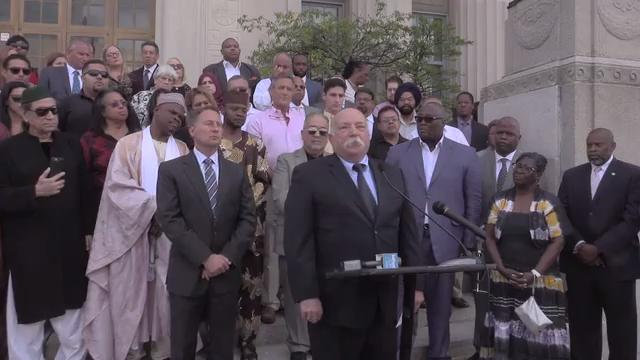 Video: Rally in support of County Executive Astorino