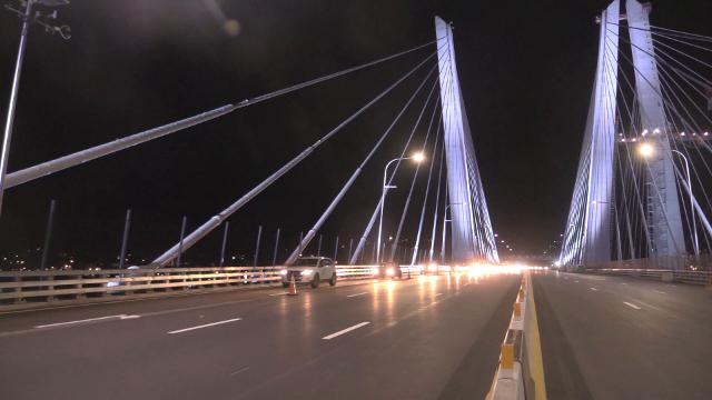 Video: The Mario M. Cuomo Bridge officially opens