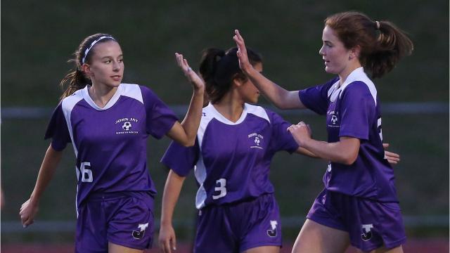 Zacchio: Girls soccer teams face injury risk, little ...