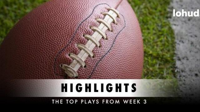 Video: #lohudfootball Week 3 highlights