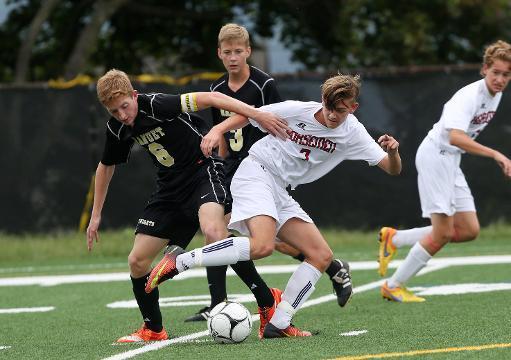 Video: Nanuet defeats Sleepy Hollow 6-2 in soccer