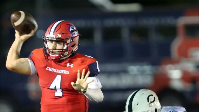 Video: Football: Stepinac jumps to No. 1 after routing St. Anthony's