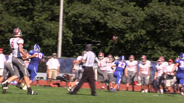 Video: Highlights of Pearl River win over Tappan Zee to reclaim the Orange Bowl Trophy