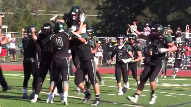 Video: Highlights from Yorktown's come from behind win over Rye