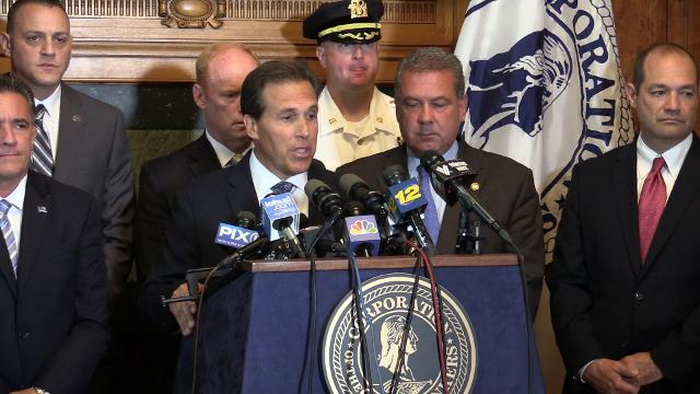Video: Update on 'gutsy' Yonkers police officer shot