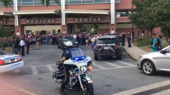 Video: Maher police escort