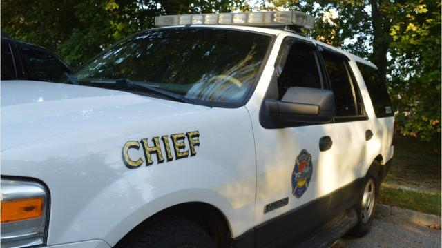Briarcliff Manor Fire Chief Michael Garcia resigned two weeks ago after questions were raised about his work as treasurer of the department's Fire Council.