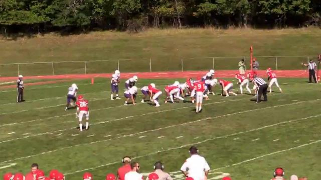 Video: Taylor's one-handed INT tops Week 4 football highlights
