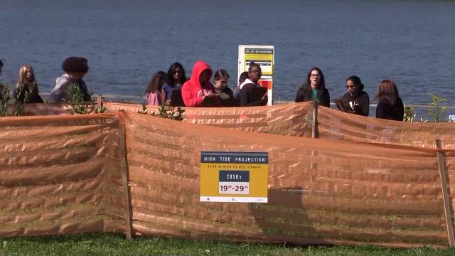 Video: Yonkers students learn about climate change