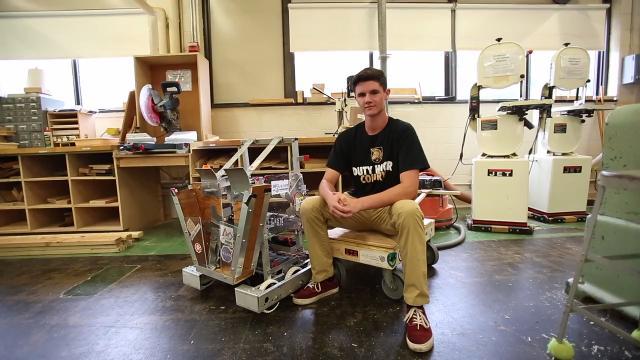 Video: Rockland Scholar-Athlete Jack Welsome