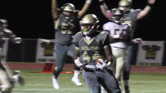 Clarkstown South football wins Supervisors Cup