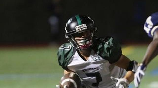 Yorktown's Brandon Meyreles is lohud.com's Player of the Day for Oct. 6